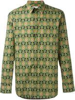 Givenchy carpet print shirt