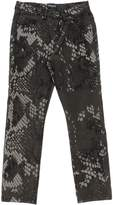Roberto Cavalli Denim pants - Item 42508998