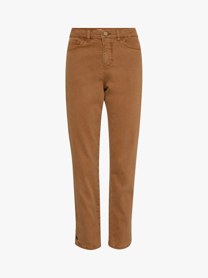 Thumbnail for your product : Gerard Darel Lavinia Jeans, Brown