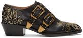 Chloé Black Susanna Low Boots