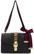 Gucci Black Small Sylvie Bag