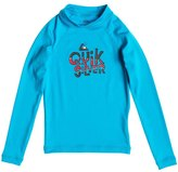Quiksilver Kid's Free Play Long Sleeve Rash Guard 8136749