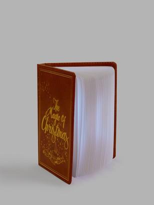 John Lewis & Partners Pop Art Magic of Christmas Book Light