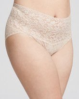 Hanky Panky Plus Signature Lace Retro V-Kini #9K2124X