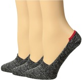 Hue Spacedye Liner 3-Pack Women's No Show Socks Shoes