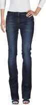 Elisabetta Franchi Denim pants - Item 42580487