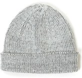 Topman Men's Knit Cap - Grey