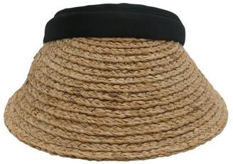 Morgan & Taylor Raffia Boater Summer Hats