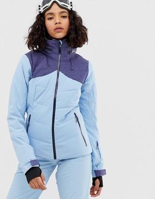 Roxy Flicker ski jacket in blue