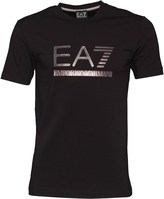 EA7 Mens T-Shirt Black