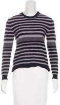 Sonia Rykiel Striped Knit Sweater
