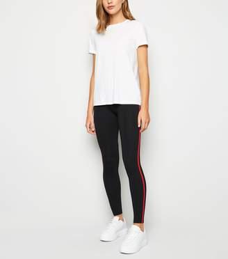 New Look and Side Stripe Leggings