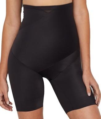 TC Fine Shapewear Tummy Tux High-Waist Firm Control Thigh Slimmer