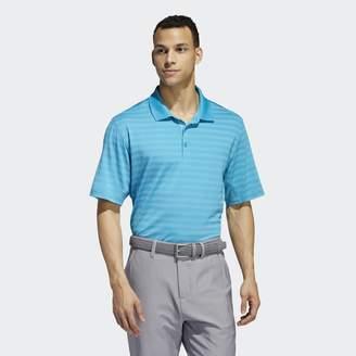 adidas Adipure Premium Stripe Polo Shirt