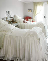 Pine Cone Hill Queen Savannah Skirted Coverlet