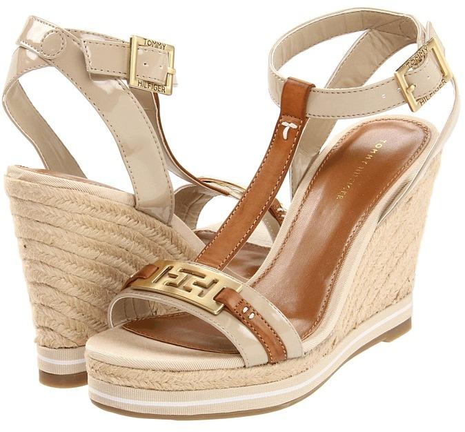 Tommy Hilfiger Daisie (Safari) - Footwear