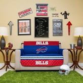 Kohl's Buffalo Bills Quilted Loveseat Cover