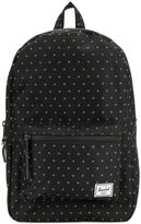 Herschel cross pattern backpack