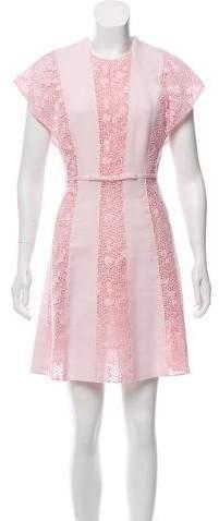 Giambattista Valli Sleeveless Mini Dress w/ Tags