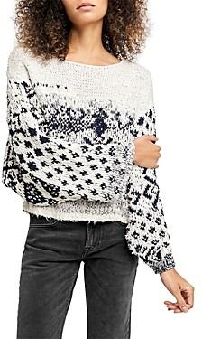 Free People Midnight Beach Sweater