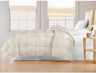 Blue Ridge Oversized White Goose Down Comforter, King