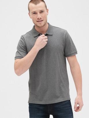 Gap All Day Pique Polo Shirt Shirt