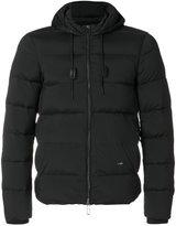 Emporio Armani padded jacket - men - Polyamide/Polyester/Spandex/Elastane/Goose Down - S