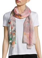 Tilo Rainbow Cotton Scarf