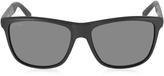 Gucci GG 1047/S DL5P9 Black Men's Sunglasses with Rubber Detail