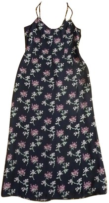 Cacharel Black Viscose Dresses
