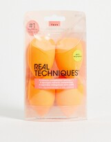 Real Techniques Miracle Complexion Sponge x 4 pack