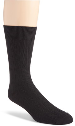 Nordstrom Ultrasoft Textured Dress Socks