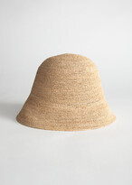 And other stories Straw Bucket Hat