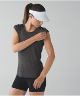 Lululemon Fast Paced Run Visor