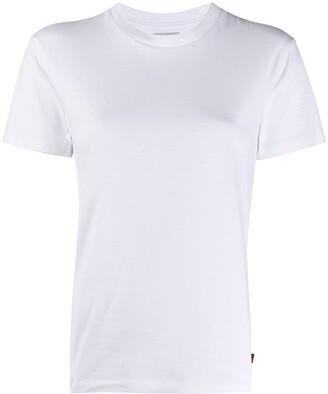 Woolrich plain crew neck T-shirt