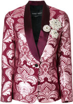 Christian Pellizzari baroque style jacket