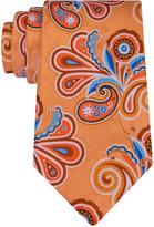 Geoffrey Beene Men's Botanical Paisley Tie