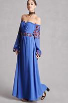 Forever 21 FOREVER 21+ RD & Koko Floral Print Dress