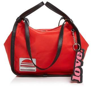 Marc Jacobs Sport Nylon and Leather Tote
