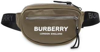 Burberry Mini Logo Print Bum Bag