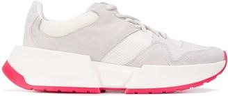 MM6 MAISON MARGIELA Colour Block Chunky Sneakers