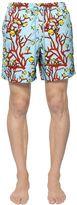 Vilebrequin Moorea Coral & Fish Swim Shorts