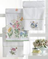 """Lenox Butterfly Meadow"""" Fingertip Towel, 11"""" x 18"""" Bedding"""
