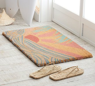 Pottery Barn Roxy Sun Soaked Doormat