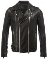 Balmain classic biker jacket