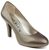 Anne Klein Lolana Leather Pumps