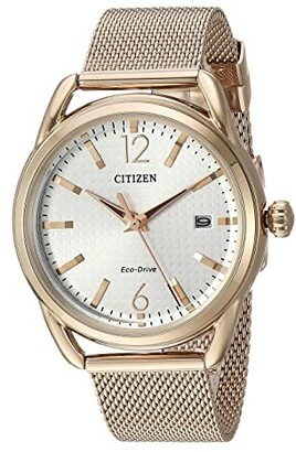 Citizen FE6083-72A Drive (Rose Gold Tone) Watches