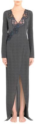 La Perla Grey Silk Dresses