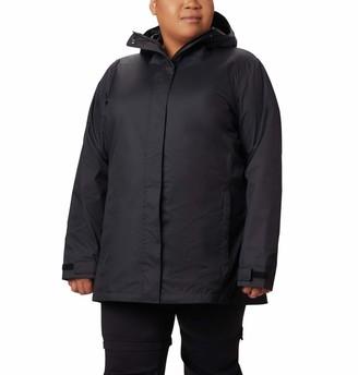 Columbia Women's Splash A Little II Jacket Waterproof & Breathable
