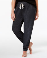 Alfani Plus Size Knit Pajama Pants, Created for Macy's
